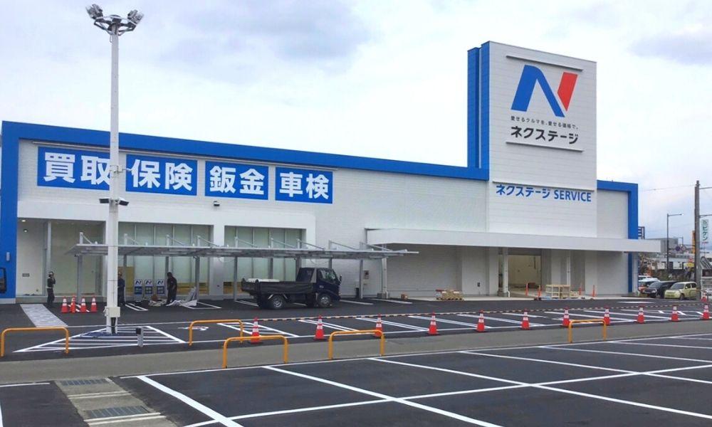 ネクステージ 松山中央店 様 2019.12.31施工