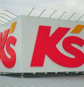 ケーズデンキ 西大和店 様 2015.07.25施工