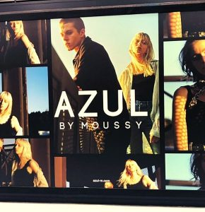 AZUL BY MOUSSY 様 2020.09.11施工